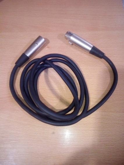 Cable De Microfono Profesional