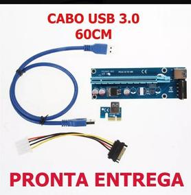 Cabo Riser Usb 3.0 Pci-e