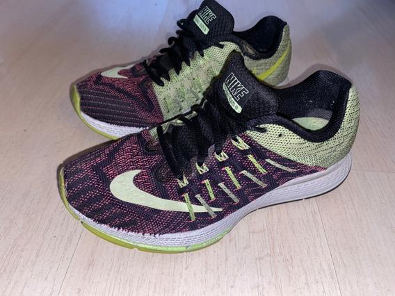 Zapatillas Nike Zoom Elite 8 Mujer Talle 35