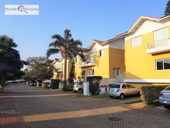 Sobrado Com 1 Dormitório À Venda, 136 M² Por R$ 645.000,00 - Granja Viana - Cotia/sp - So0985