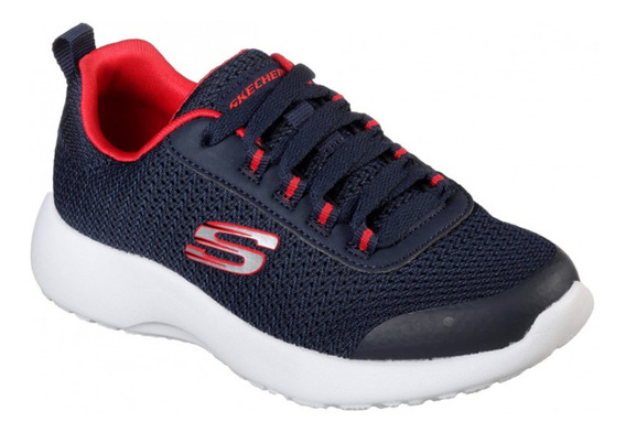 Tenis Skechers Infantil Dynamight Turbo Dash