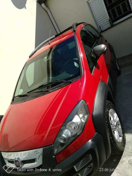 Fiat Idea 1.8 16v Adventure Flex Dualogic 5p 2011