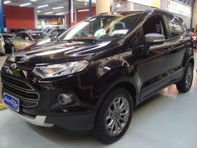Ford Ecosport Freestyle 1.6 Flex 2014 Preto (completo)