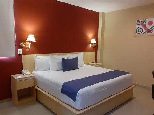 Imagen 1 de 18 de Suite Ejecutiva De Hotel Por Mes En La Mejor Ubicación