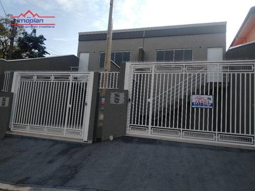Imagem 1 de 27 de Casa À Venda, 80 M² Por R$ 450.000,00 - Jardim Do Alvinópolis - Atibaia/sp - Ca4252