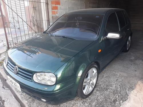 Imagem 1 de 15 de Volkswagen Golf 2000 2.0 5p