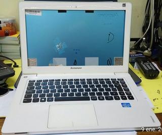 Lenovo Ideapad U310. En Desarme