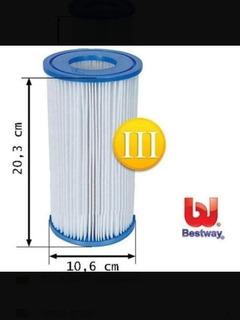 Filtro Repuesto Tipo A C ||| Bomba Filtrante Intex