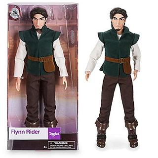 Muñeca Disneyly Flynn Rider Doll 12