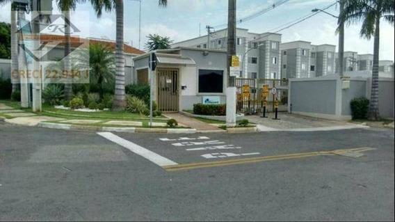 Apartamento Com 2 Dormitórios À Venda, 45 M² Por R$ 108.096,01 - Chácaras Fazenda Coelho - Hortolândia/sp - Ap5369