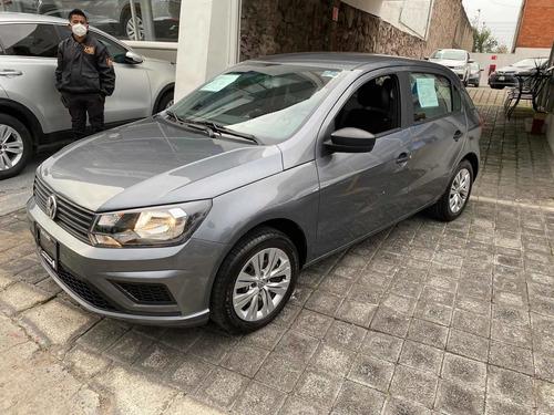 Imagen 1 de 10 de Volkswagen Gol 2020 1.6 Trendline Mt 5 P