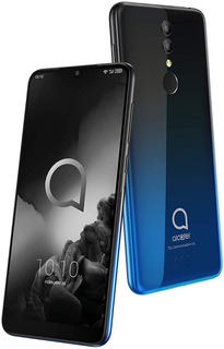 Alcatel 3 2019 Doble Cam 16+5 And 9, Int 32+ 3ram Octa Negro