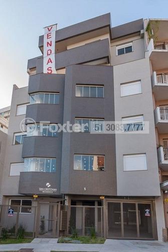 Apartamento, 2 Dormitórios, 53.75 M², Floresta - 177894