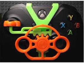 Volantinho Adaptado Para Controle Xbox E Play Station