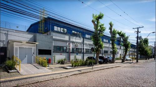 Imagem 1 de 29 de Prédio Para Aluguel, 10 Vagas, Navegantes - Porto Alegre/rs - 6756