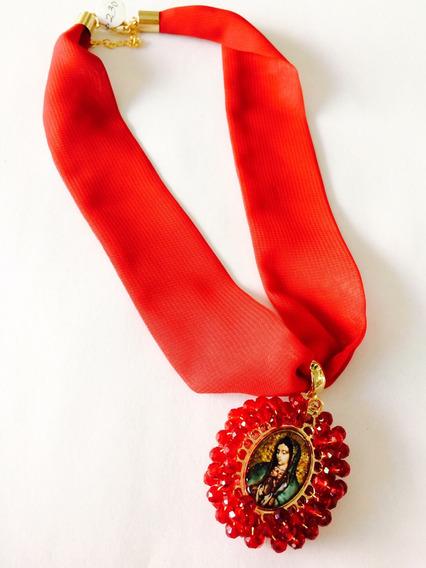 Collares De Virgencitas De Migajón