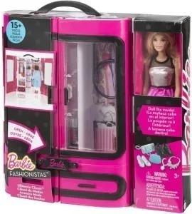 Closet Dos Sonhos De Luxo Da Barbie - Mattel