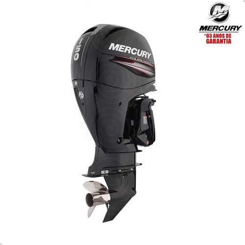 Motor Popa Mercury 4 Tempos 150hp Cxl 3.0l Efi Pess Física