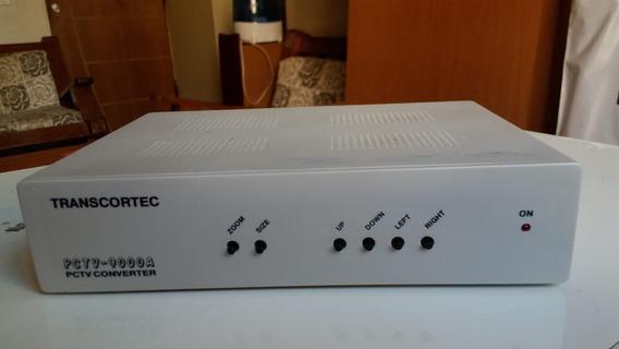 Conversor Transcortec Pctv9000a