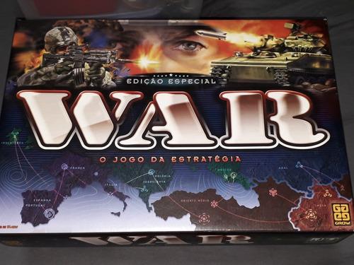 War Jogo De Tabuleiro Mercado Livre