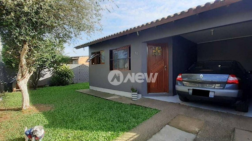 Imagem 1 de 13 de Casa Com 2 Dormitórios À Venda, 64 M² Por R$ 266.000 - Feitoria - São Leopoldo/rs - Ca3390