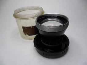 Lente Carl Zeiss Pro-tessar 1:4 F=115mm