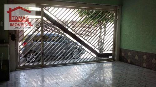 Imagem 1 de 18 de Sobrado Residencial À Venda, Pirituba, São Paulo - So0530. - So0530