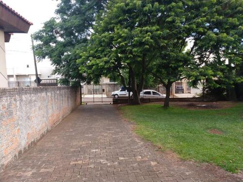 Casa Para Venda Em Guarapuava, Jardim Pinheirinho, 3 Dormitórios, 1 Suíte, 1 Banheiro, 2 Vagas - _2-1124273