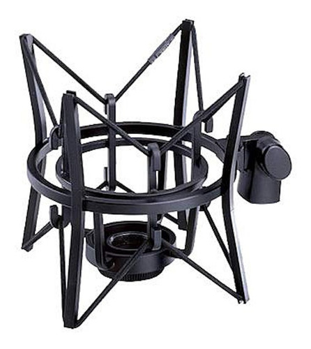 Imagen 1 de 9 de Araña Takstar Sh-100 Soporte  Microfono Condenser Cuotas