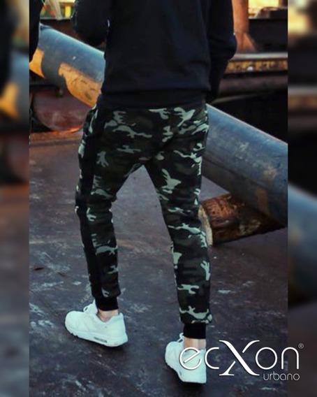 Pantalon Camuflado