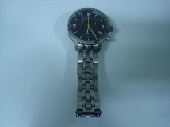 Relogio Cronometro Tissot - Ver Obs - Comemorativo - Quartz