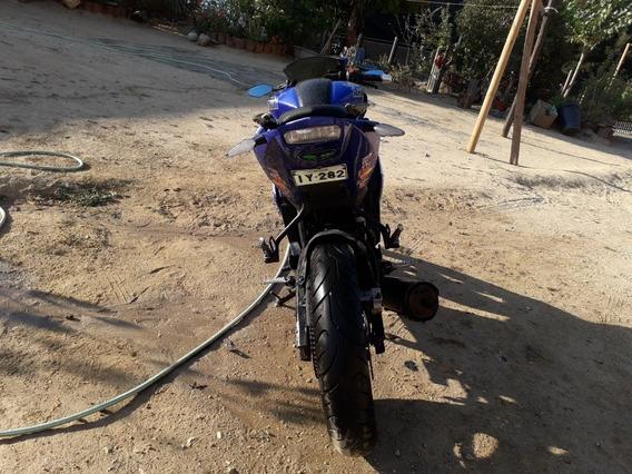 Motorrad New Racer