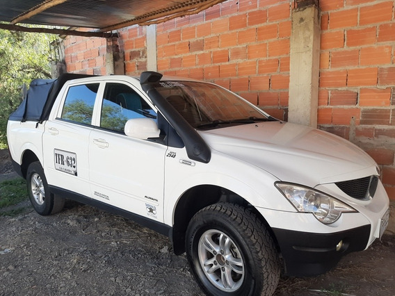 Ssangyong Actyon 4x4 Full Equipo