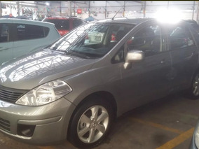 Nissan Tiida Advance Modelo 2014 Color Gris