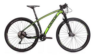 Bicicleta Oggi Agile Sport Carbono 2018 Deore 20v +brindes