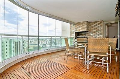 Eternity Anália Franco 355m² - Apartamento Mobiliado