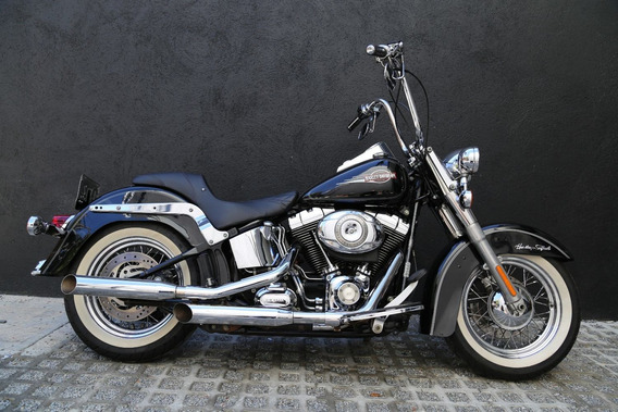 Harley-davidson - Softail Heritage Classic