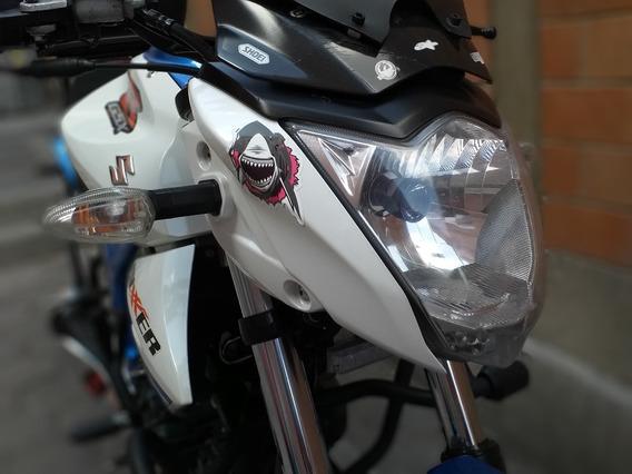 Suzuki Gixxer Edicion Especial