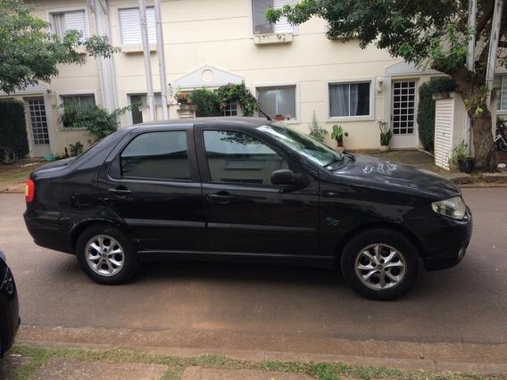 Fiat Siena Tetrafuel 1.4
