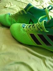 Zapatilla De Baby Fútbol Con Caña tobillera Cafu Vsports · Zapatos De Futbol  Con Caña adidas 9e7363d0e14df