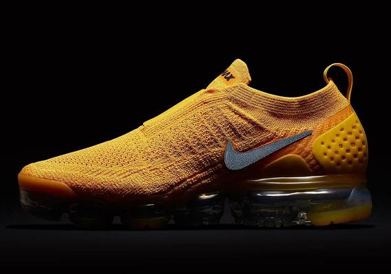 Zapatillas Nike Vapormax Moc 2 University Gold