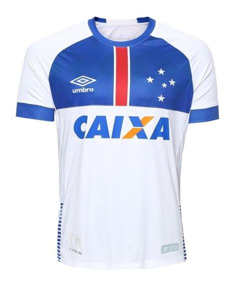 Camisa Cruzeiro Oficial Umbro Blar Vikingur Nation 2018 2019