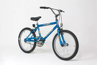 Bicicleta Bmx Cross Halley Obelix Rodado 20 Ninos Niñas Fas