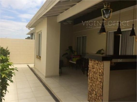Maravilhosa Casa À Venda No Nature Village - 173 M², 3 Suítes, Espaço Gourmet, Fino Acabamento! - Ca0447
