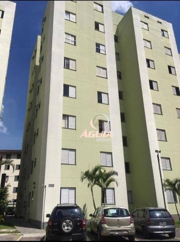 Apartamento Com 2 Dormitórios À Venda, 49 M² Por R$ 220.000 - Santa Terezinha - São Bernardo Do Campo/sp - Ap2326