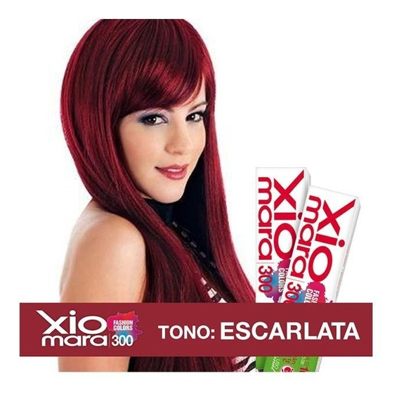 2 Cajillas Tono Escarlata X300fc