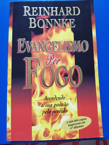 Livro: Evangelismo Por Fogo Reinhard Bonnke