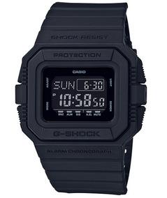 Relógio Casio G-shock Dwd D5500bb 1dr Revival All Black
