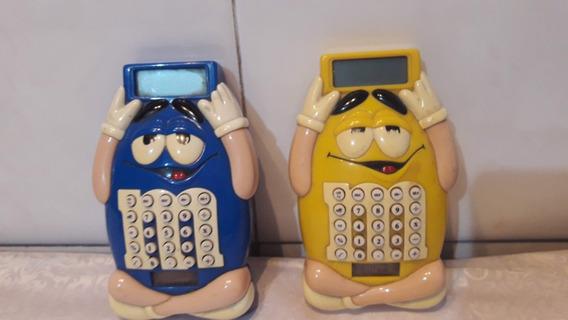Calculadoras M&ms
