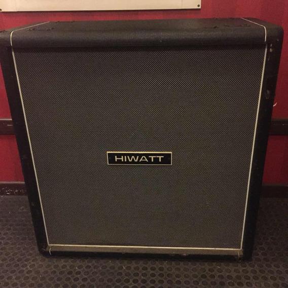 Gabinete Hiwatt 412 Maxwatt 400 Watts